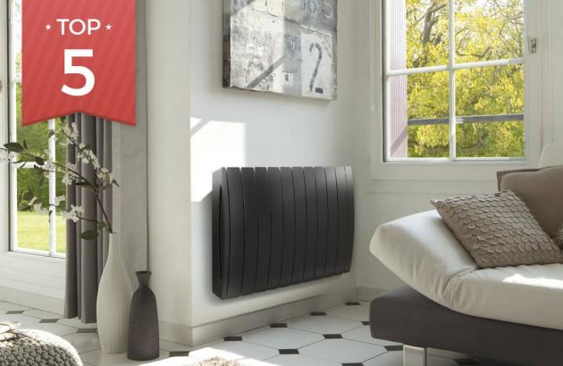 Top 5 des radiateurs en aluminium et design