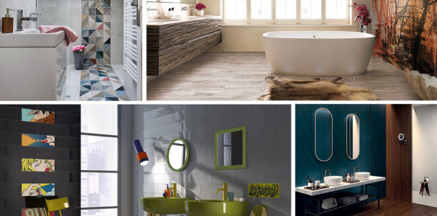 Top idée de carrelage pour rénover une salle de bains