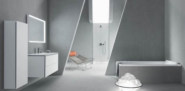 Le Bauhaus dans la salle de bains