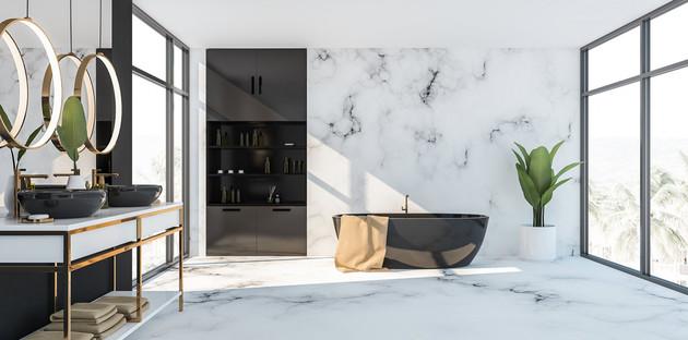 Quelle couleur pour une salle de bains?