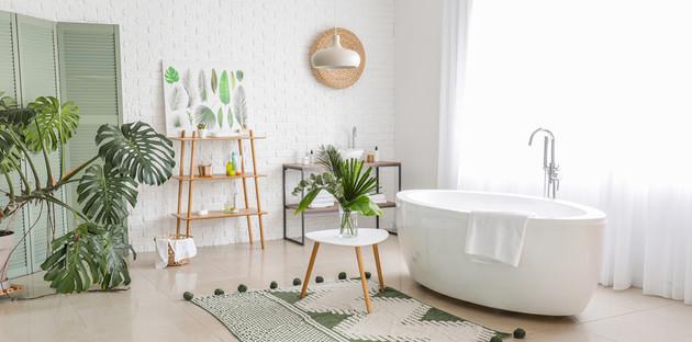 Quels matériaux choisir pour votre baignoire?