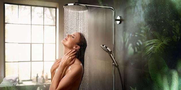 Installer une colonne de douche thermostatique