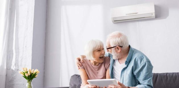 Les risques de la climatisation chez les séniors