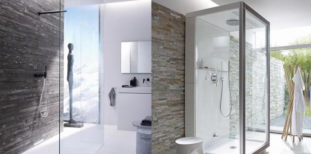 Choisir une cabine de douche ou une douche italienne?