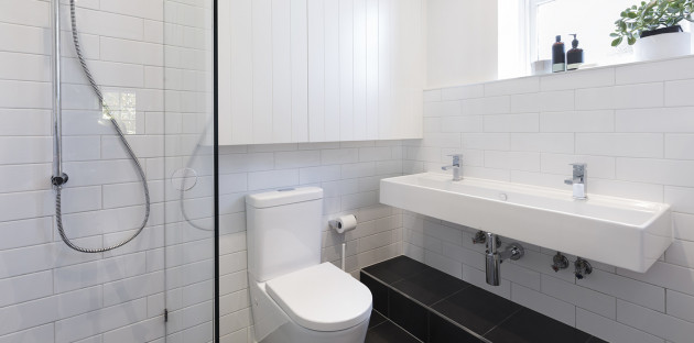 Aménagement d'une petite salle de bains