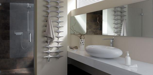 Choisir sèche serviette salle de bain