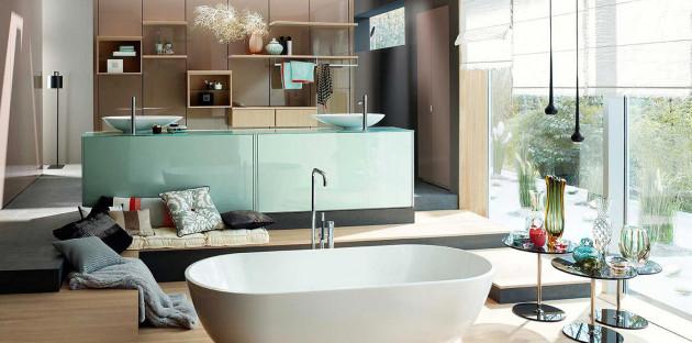Collection de salle de bains Burgbad