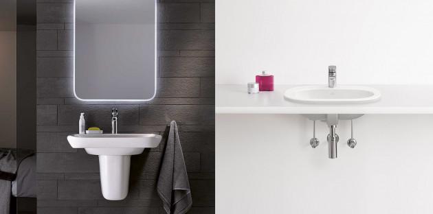 lavabo et vasque