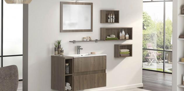 Décoration nordique dans votre salle de bain