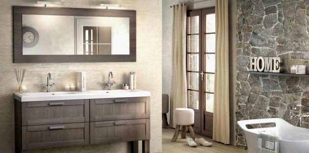 La mode rétro dans les salles de bain: mais pourquoi?