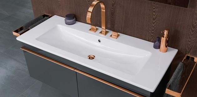 Vasque rectangulaire et design