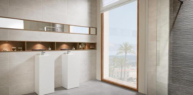 Les matériaux bruts, l'idéal pour une salle de bains authentique