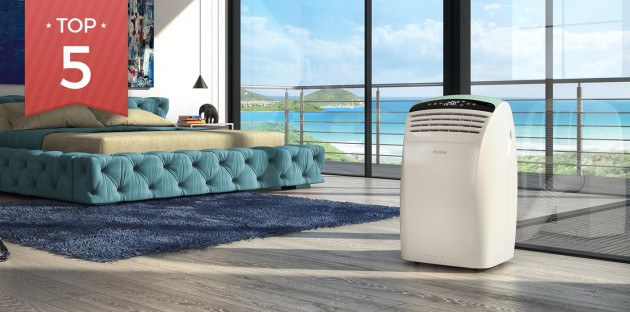 Climatisation mobile Dolceclima 12 HP P d'Olimpia Splendid