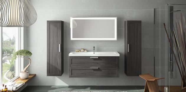 Optimiser l'espace de la salle de bain en plaçant ses meubles au bon endroit
