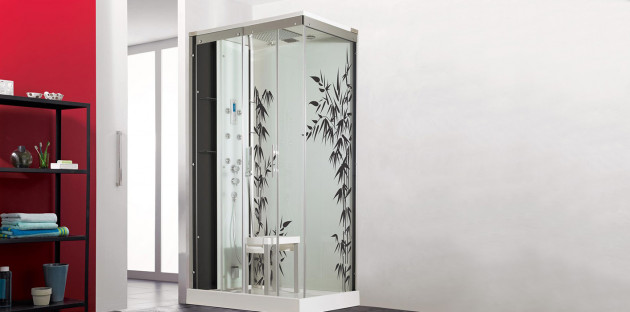 cabine de douche personnalisation blog espace aubade. Black Bedroom Furniture Sets. Home Design Ideas