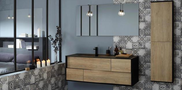 Le bois, un matériau noble idéal pour une salle de bain unique