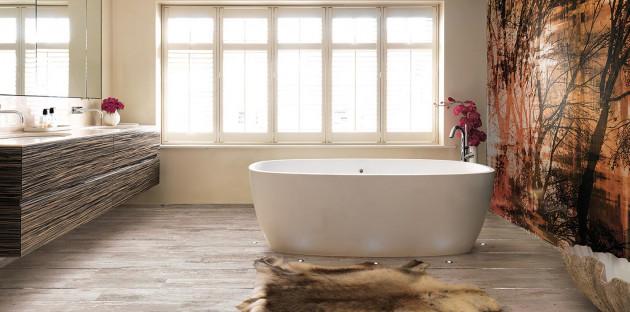 Quelle matière choisir pour le sol de votre salle de bains