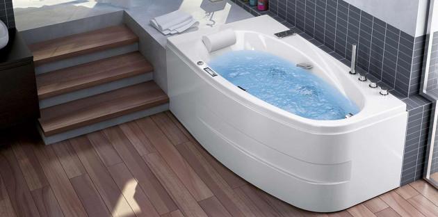 Quelles sont les différentes formes de baignoires balnéo?