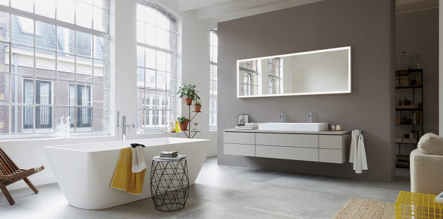 Collection Durasquare par Duravit