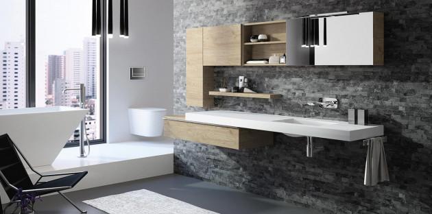 Salle de bains familiale: douche ou baignoire?