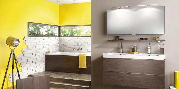 Sublimez votre salle de bains avec du bois
