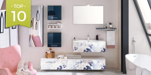 Meuble de salle de bains Delpha