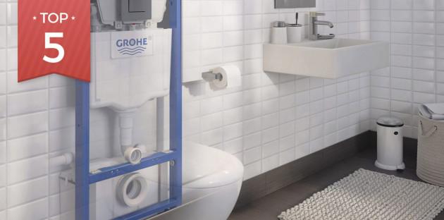 Installez facilement de nouveaux sanitaires grâce aux performants broyeurs WC