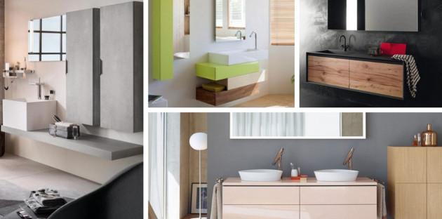 Top meubles de salle de bains branchés