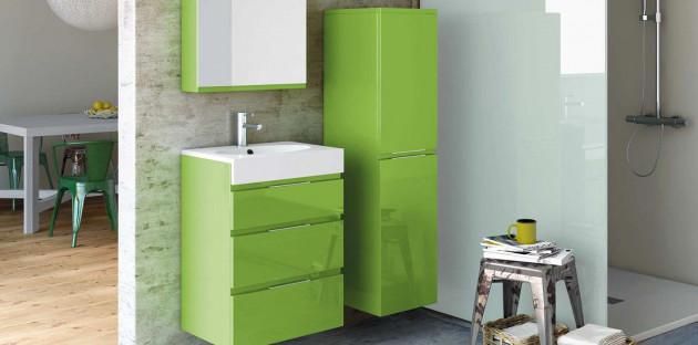 Trouver les bons meubles de salle de bain en fonction de l'espace disponible