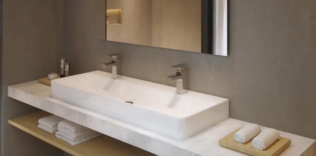 Vasque en céramique: avantages et inconvénients