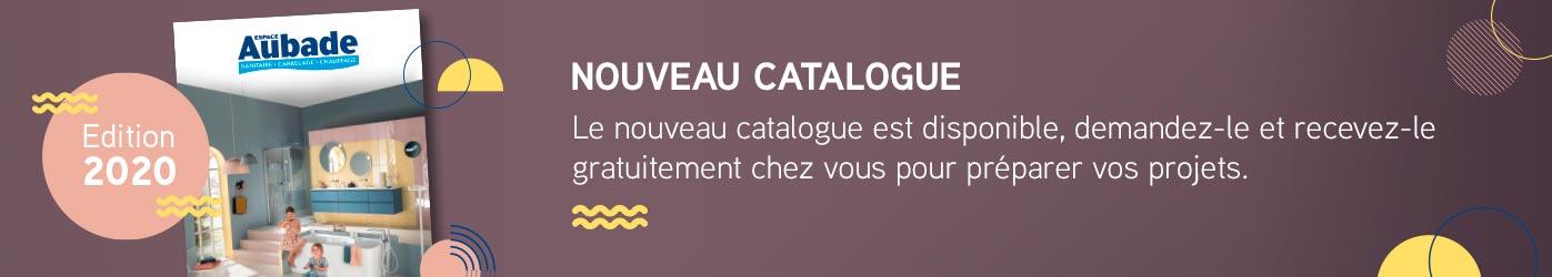 Sortie nouveau catalogue 2019