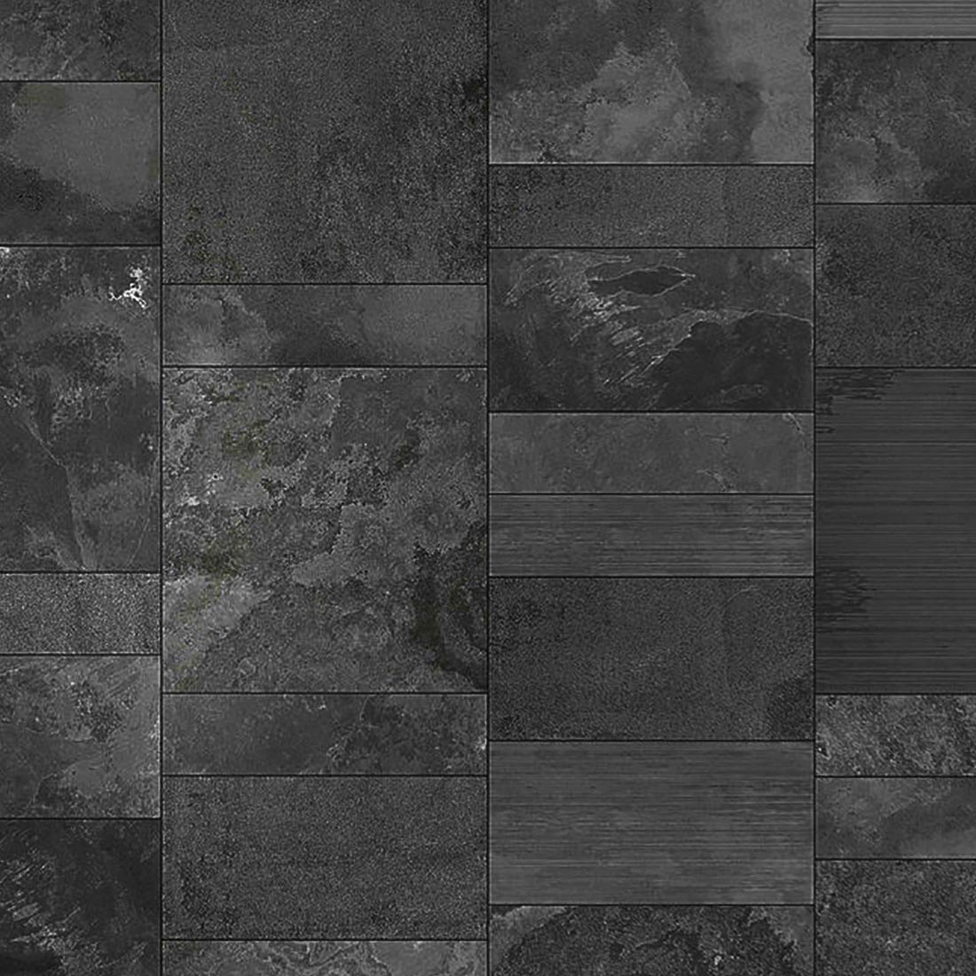 Texture parement béton gris anthracite