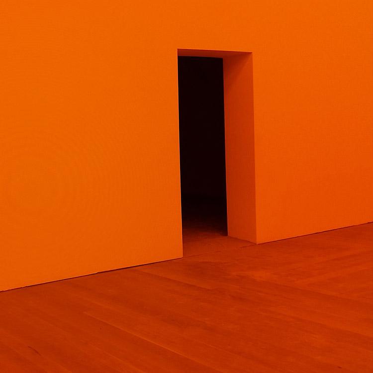 Mur orange