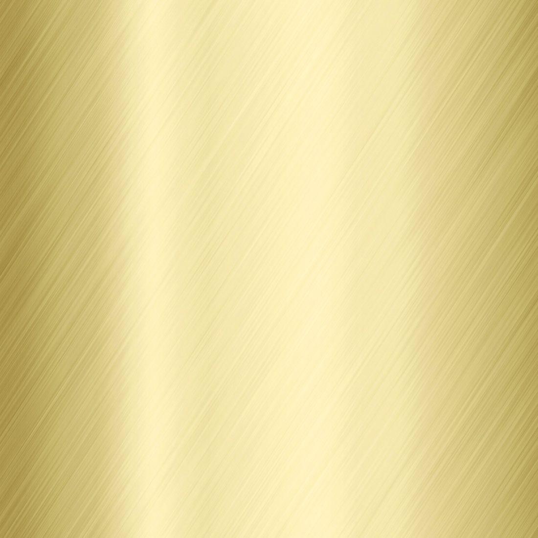 Matière métal doré