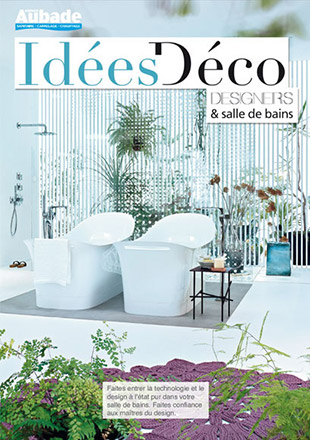magazine de deco house house on water ltd featured in elle decoration uk with elle deco. Black Bedroom Furniture Sets. Home Design Ideas