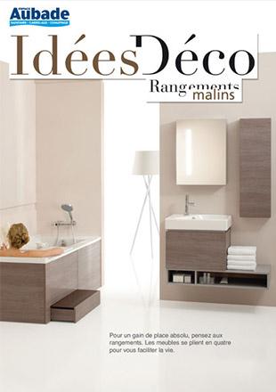 idée déco : salle de bain gain place | espace aubade - Salle De Bain Gain De Place