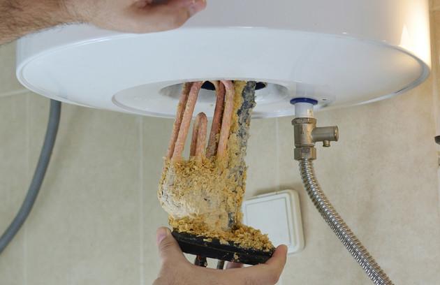 comment détartrer un chauffe-eau