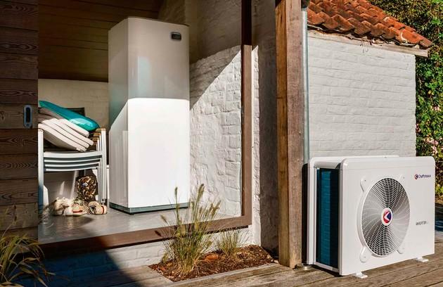 comment installer une pompe à chaleur air eau