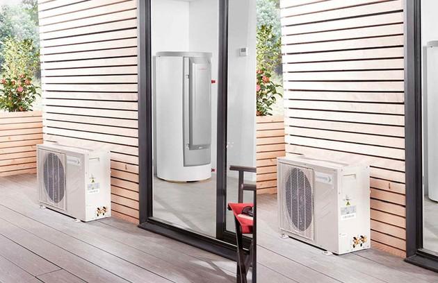 installer une pompe à chaleur air-eau