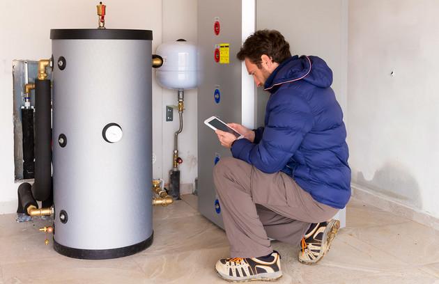 Entretien d'un chauffe-eau thermodynamique