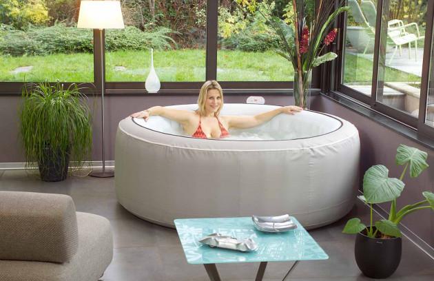 Quels sont les différents types de spa? - Le spa gonflable