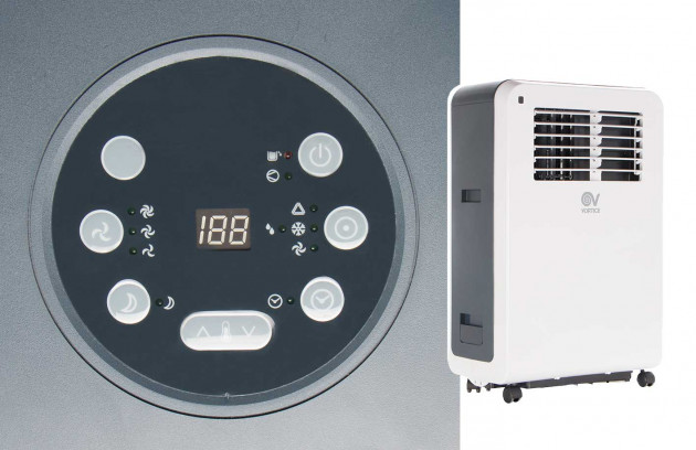 Comment fonctionne un climatiseur mobile silencieux?