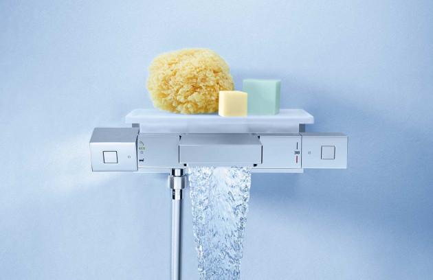 Le robinet mélangeur