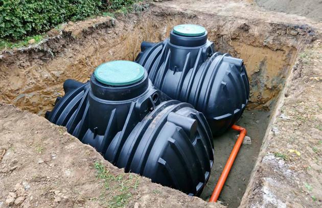 Le traitement de l'eau de récupération
