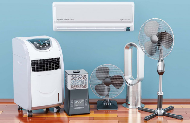 Les différents modèles de climatiseurs mobiles