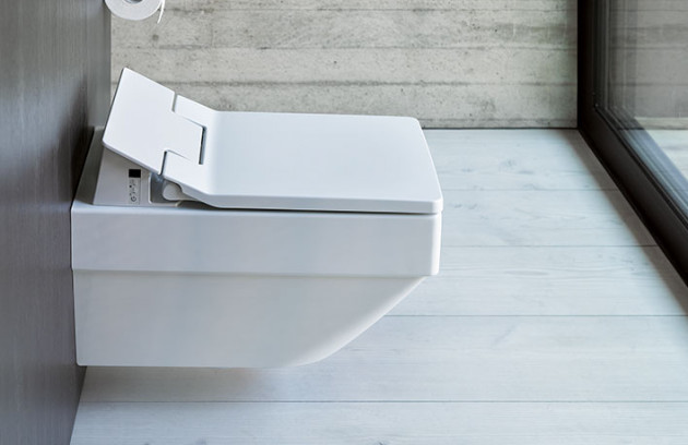 Qu'est-ce qu'un WC japonais? - Quelques modèles de WC japonais