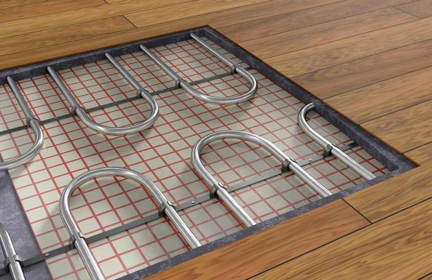Les bonnes raisons d'acquérir un plancher chauffant - L'esthétisme