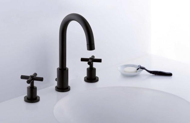 Choisir un robinet pour son lavabo ou sa vasque - Le robinet mélangeur