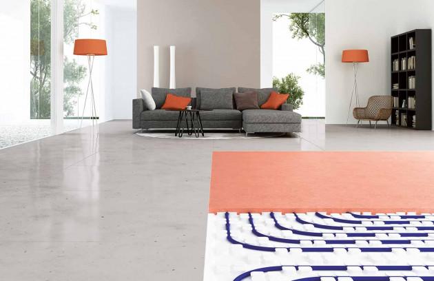Les bonnes raison d'acquérir un plancher chauffant - Le confort