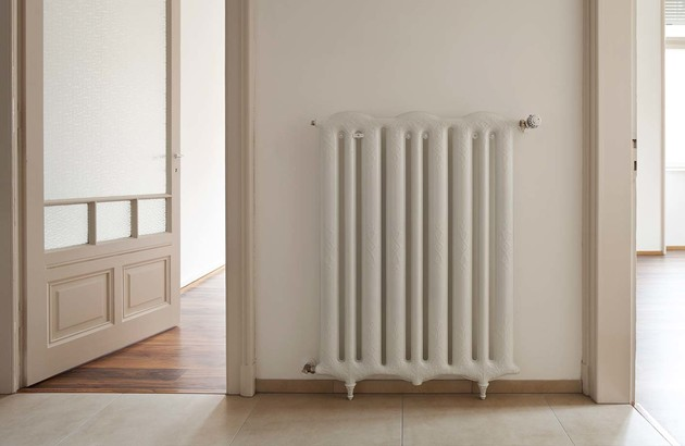 comment démonter un radiateur en fonte